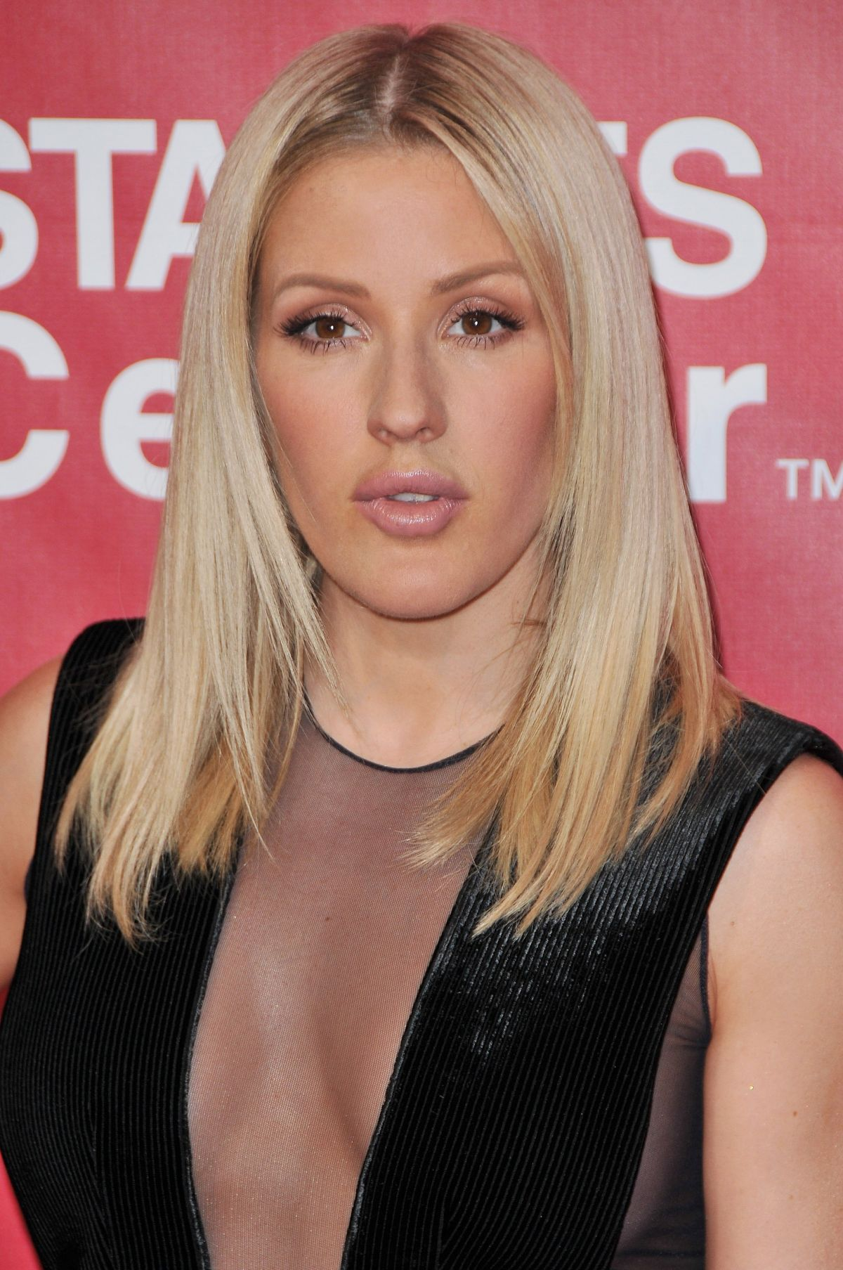 Ellie Goulding At 2016 Musicares Person Of The Year