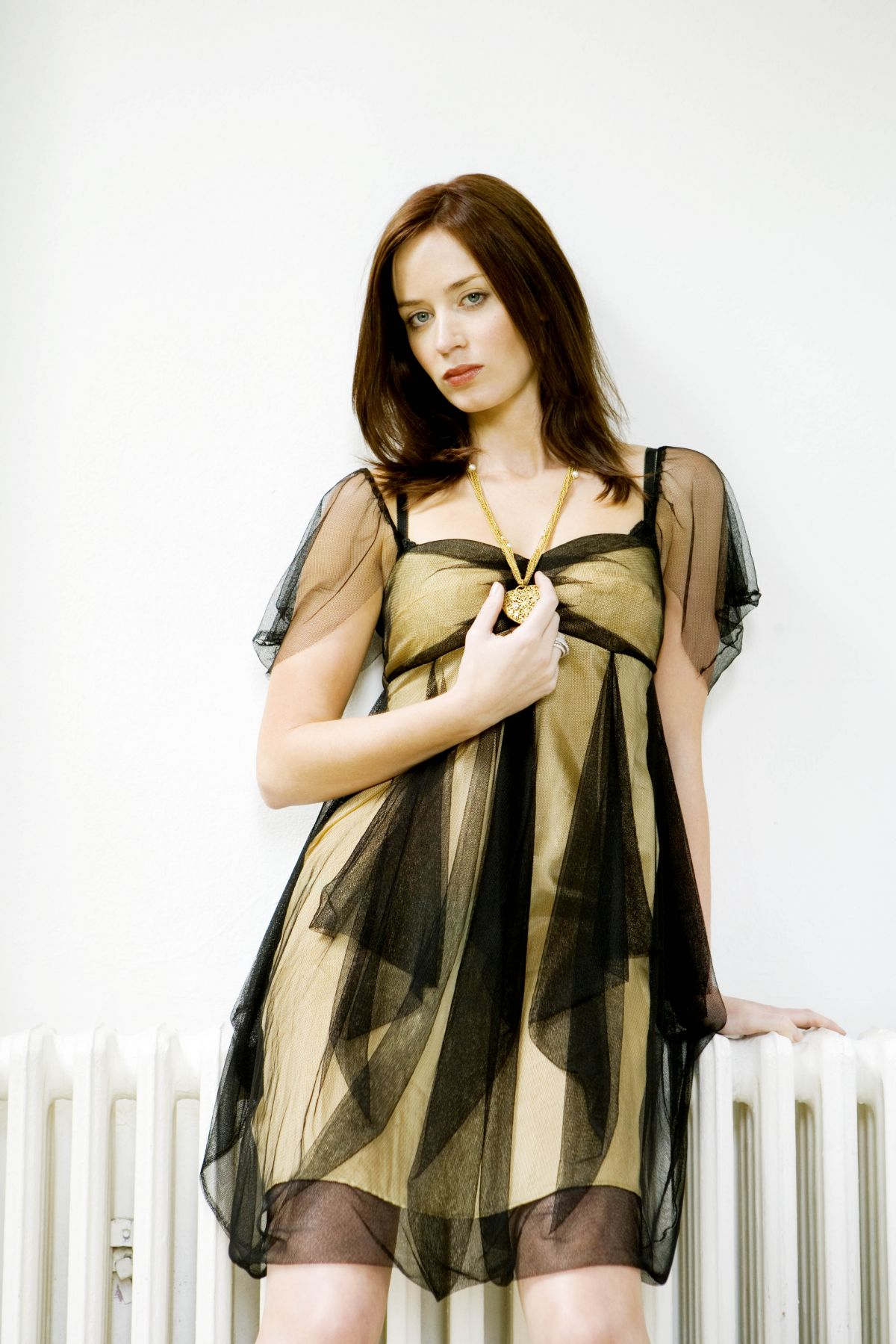 EMILY BLUNT by Alex James Photoshoot