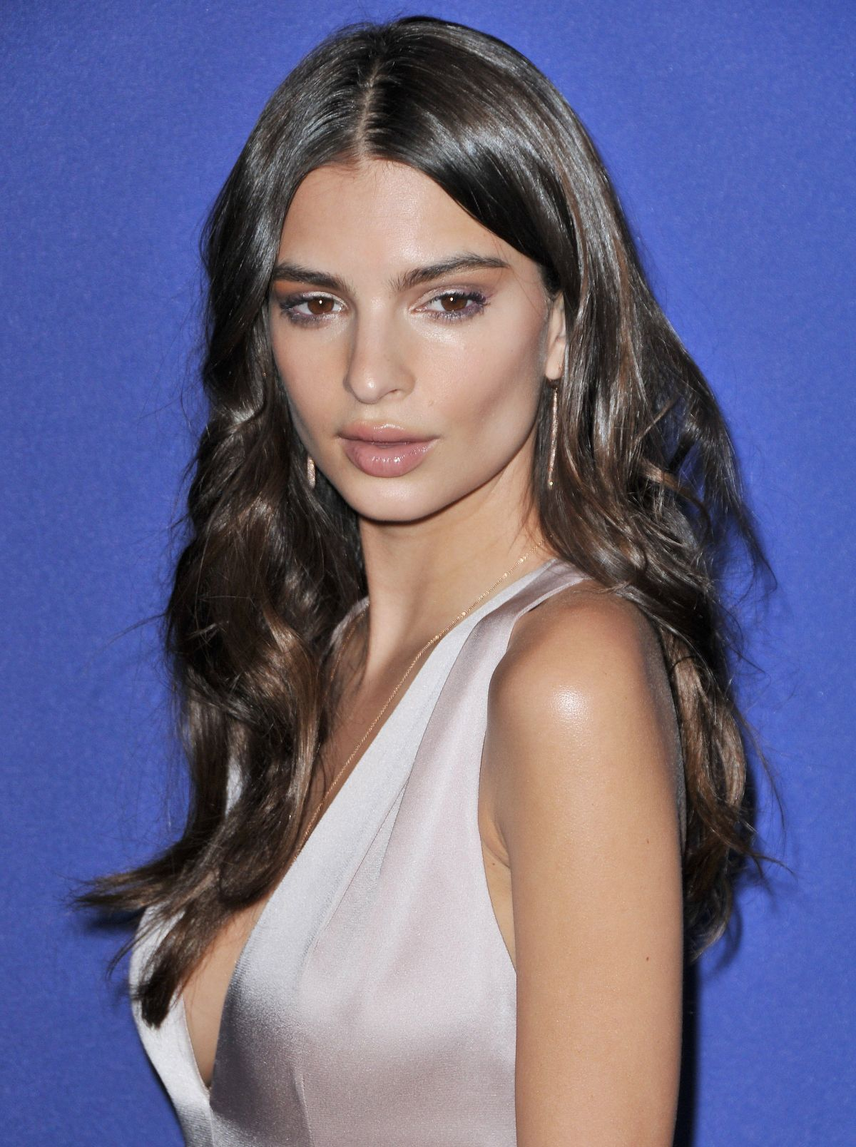 EMILY RATAJKOWSKI at 18th Costume Designers Guild Awards in Beverly Hills 02/23/2016 - HawtCelebs