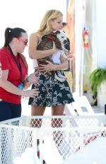 ERIN HEATHERTON at Sports Illustrated Swim BBQ VIP in Miami 02/17/2016