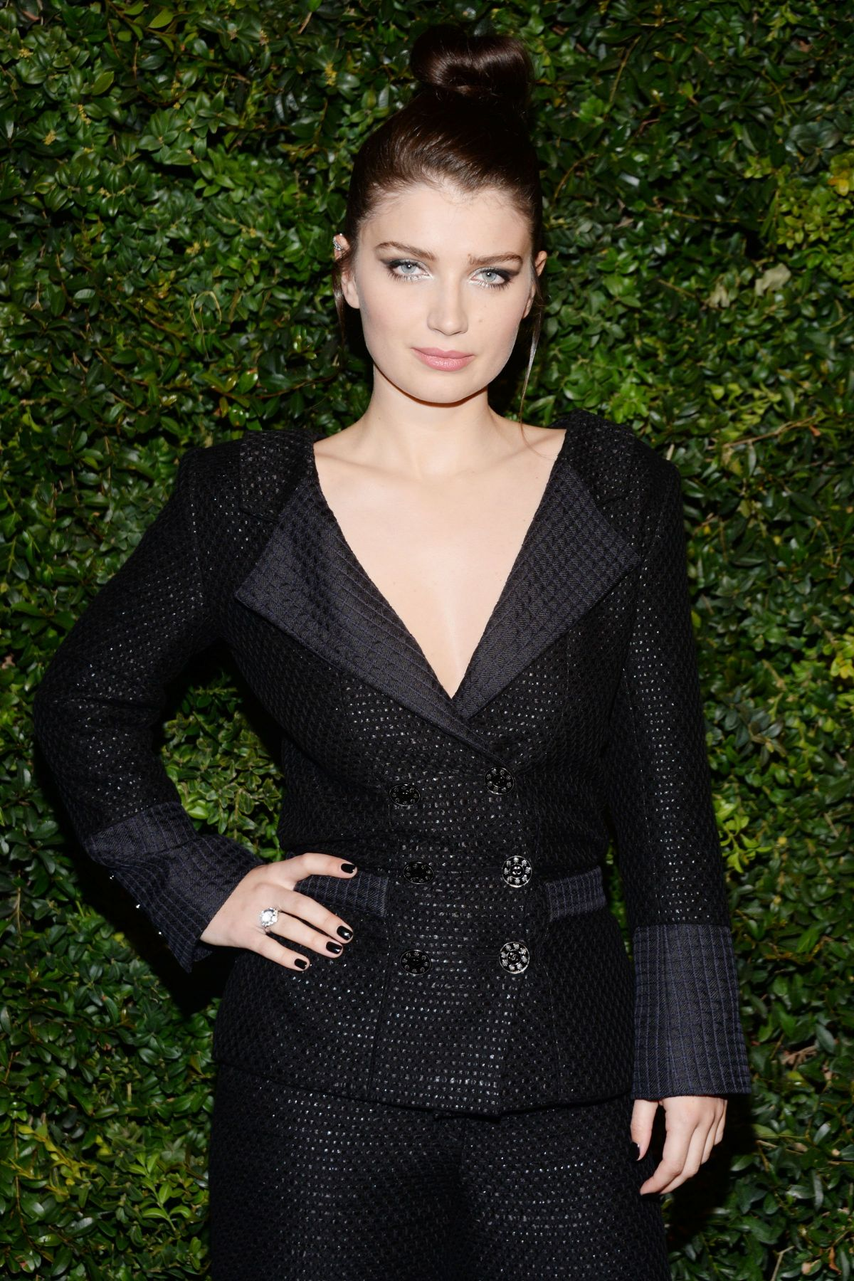 EVE HEWSON at Chanel and Charles Finch Pre-oscar Party in Los Angeles 02/27/2016