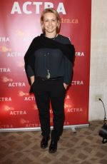 GABRIELLE CARTERIS at 2016 actra National Award of Excellence Honoring Neve Campbell in Beverly Hills 01/31/2016 — Draft