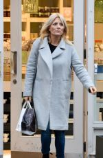 GABY ROSLIN Out Shopping in Notting Hill 01/25/2016