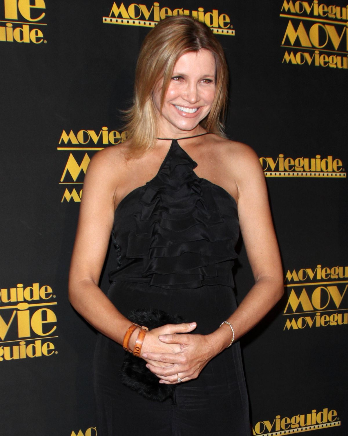 GIGI RICE at Movieguide Awards 2016 in Los Angeles 02/05/2016