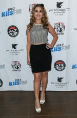 HALEY REINHART at Kiis FM and Real 92.3 Celebrate the 2016 Grammy Awards 02/13/2016