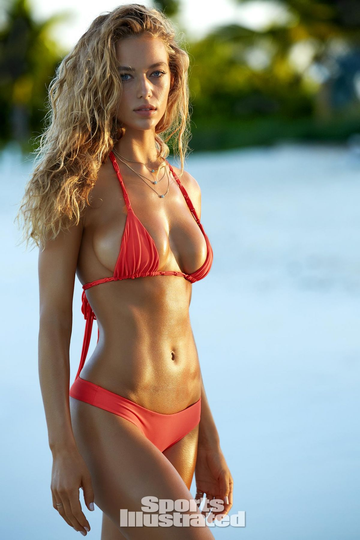HANNAH FERGUSON in Sports Illustrated Swimsuit Issue 2016