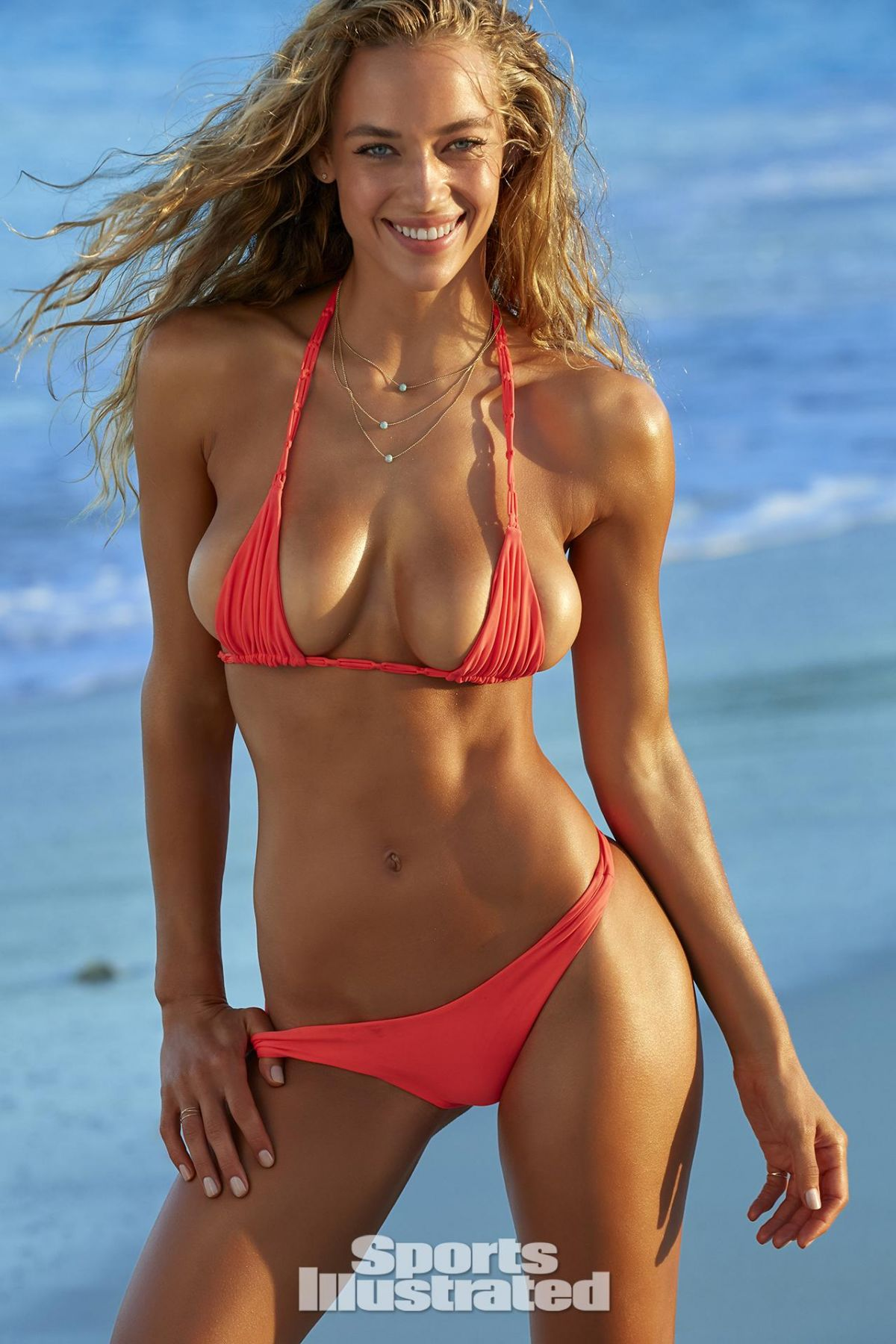 HANNAH FERGUSON in Sports Illustrated Swimsuit Issue 2016 - HawtCelebs ...