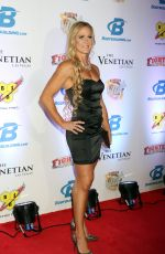 HOLLY HOLM at 2016 Fighters Only World MMA Awards in Las Vegas 02/05/2016