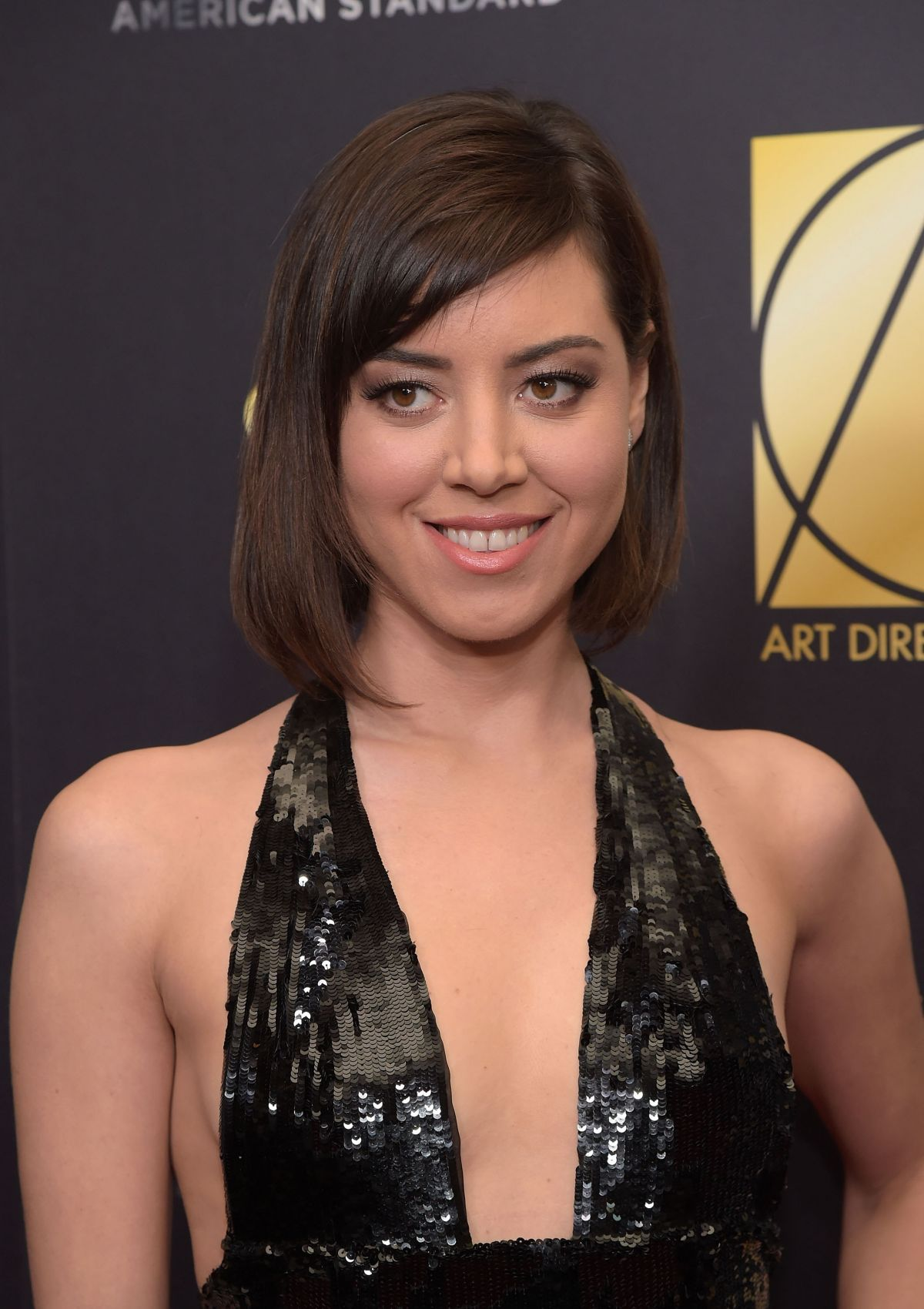 Aubrey Plaza At Art Directors Guild 20th Annual Excellence