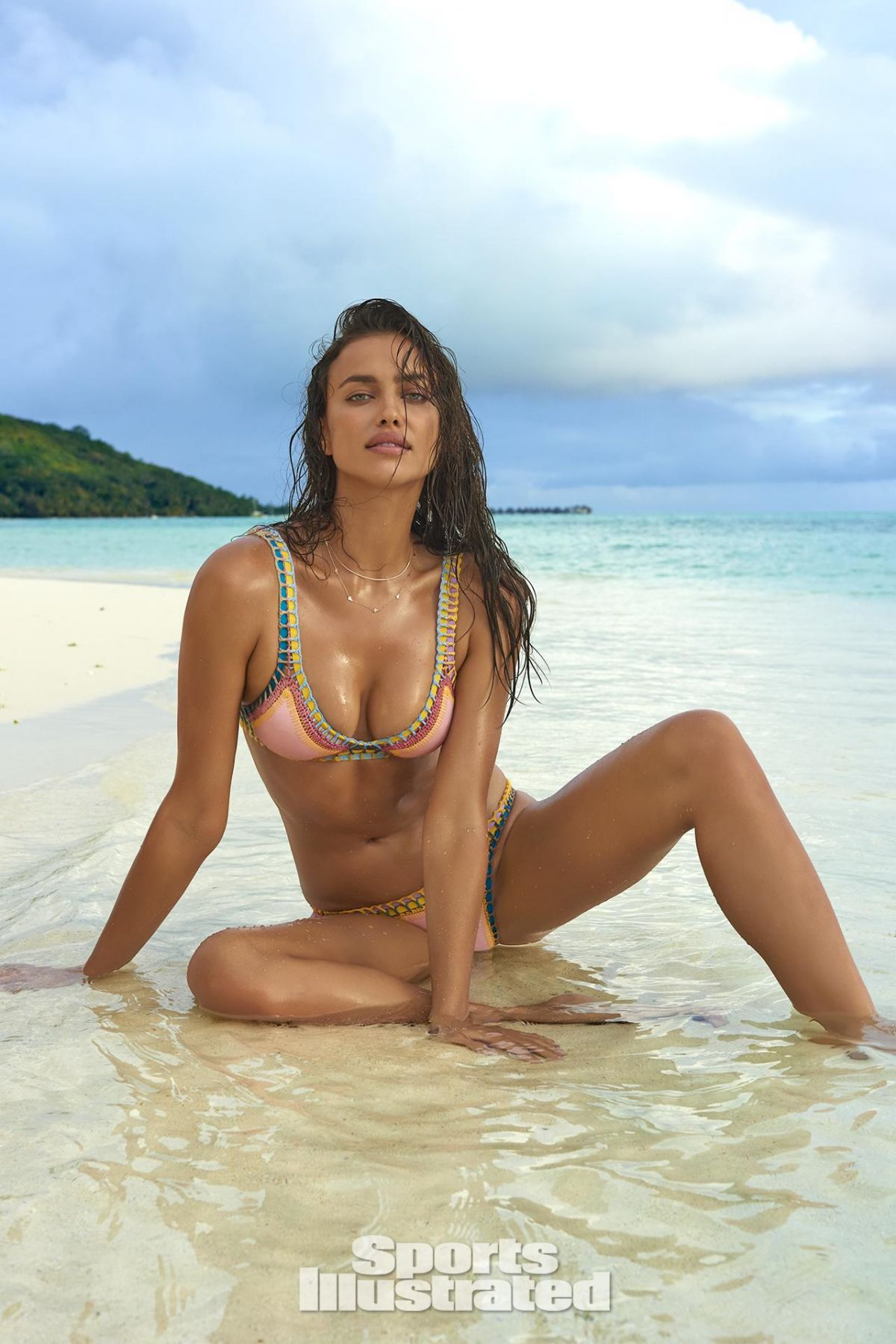 IRINA SHAYK in Sports Illustrated Swimsuit Issue 2016 HawtCelebs HawtCelebs
