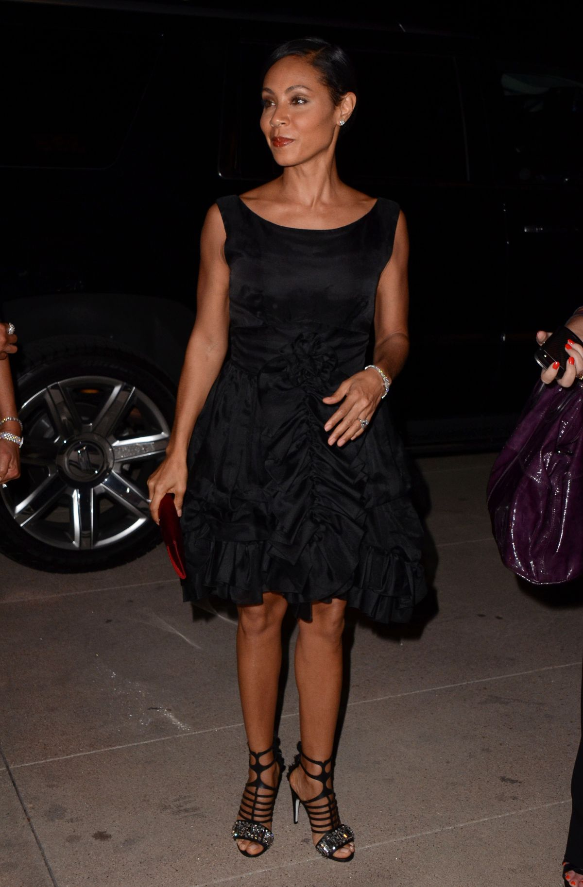 JADA PINKETT SMITH at Freeze Frame Premiere in Beverly Hills