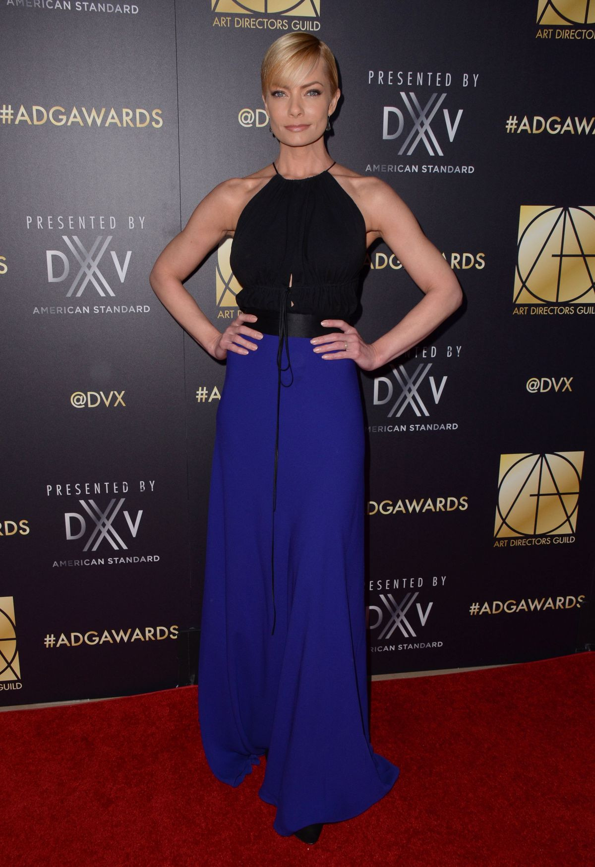JAIME PRESSLY at Art Directors Guild 20th Annual Excellence in Production Awards in Beverly Hills 01/31/2016