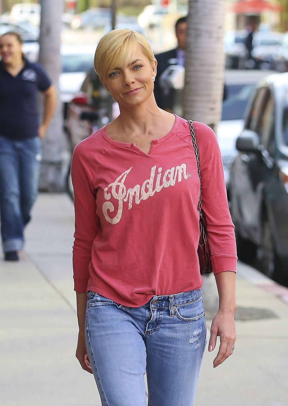 JAIME PRESSLY Out and About in Beverly Hills 02/23/2016