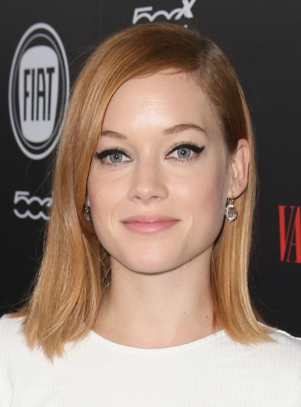 JANE LEVY at Vanity Fair and Fiat Young Hollywood Celebration in Los Angeles 02/23/2016