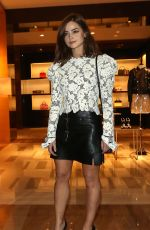 JENNA LOUISE COLEMAN at VIP Bafta Dinner at Chiltern Firehouse in London  02/13/2016