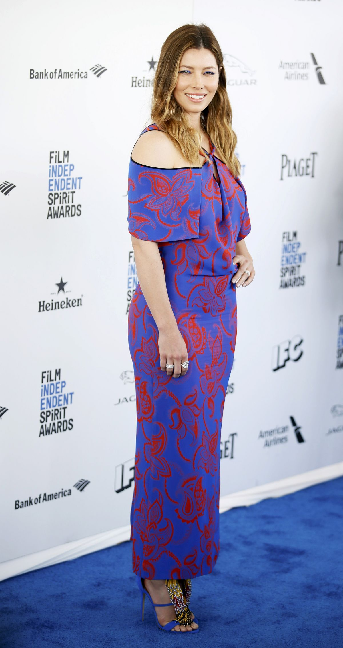 JESSICA BIEL at Film Independent Spirit Awards in Santa Monica 02/27 ...