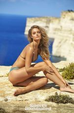 KATE BOCK in Sports Illustrated Swimsuit Issue 2016