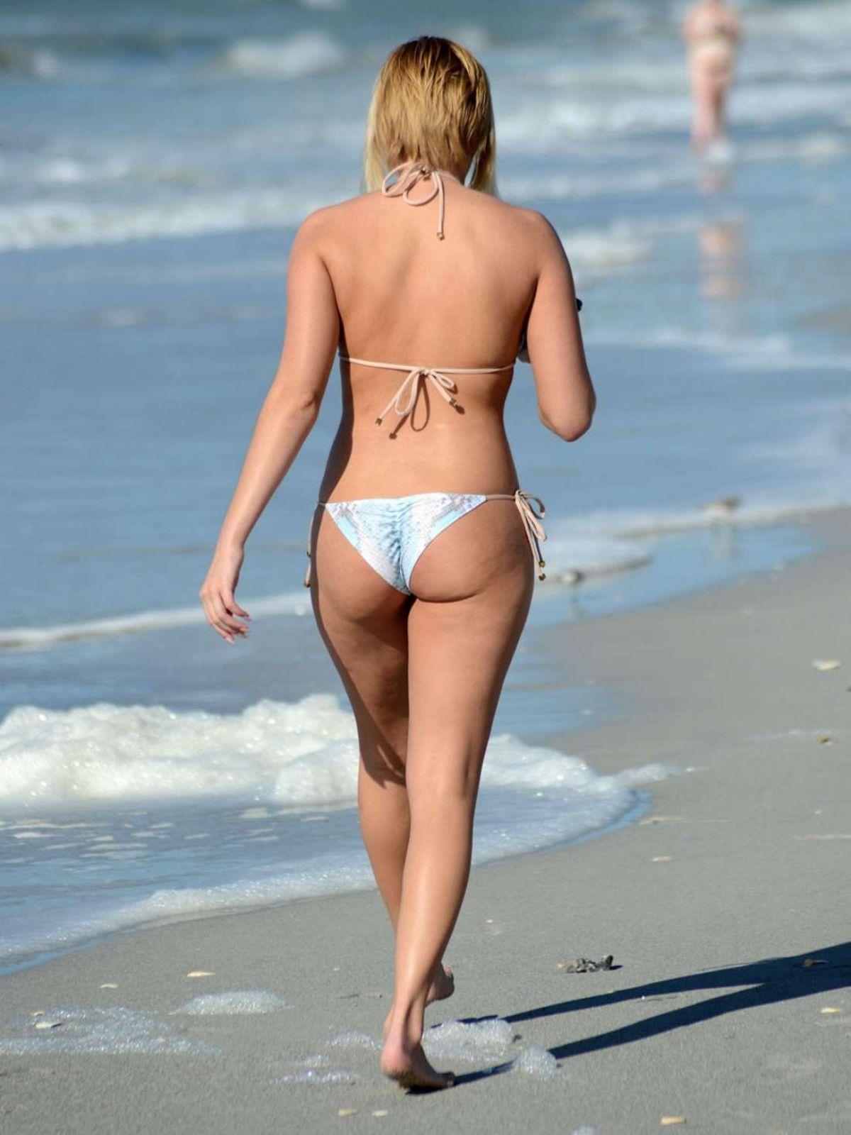 ass beach Nice bikini