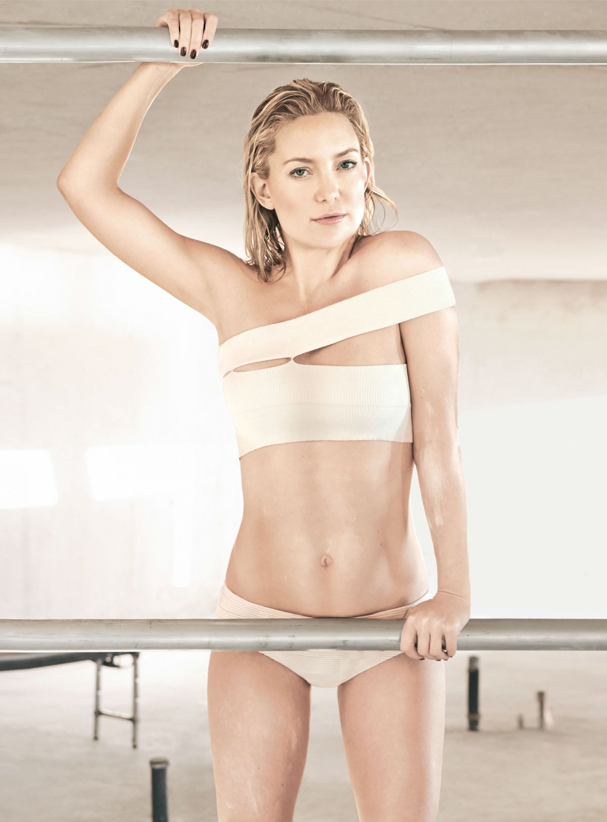 KATE HUDSON by Jason Kibbler for Self Magazine, March 2016