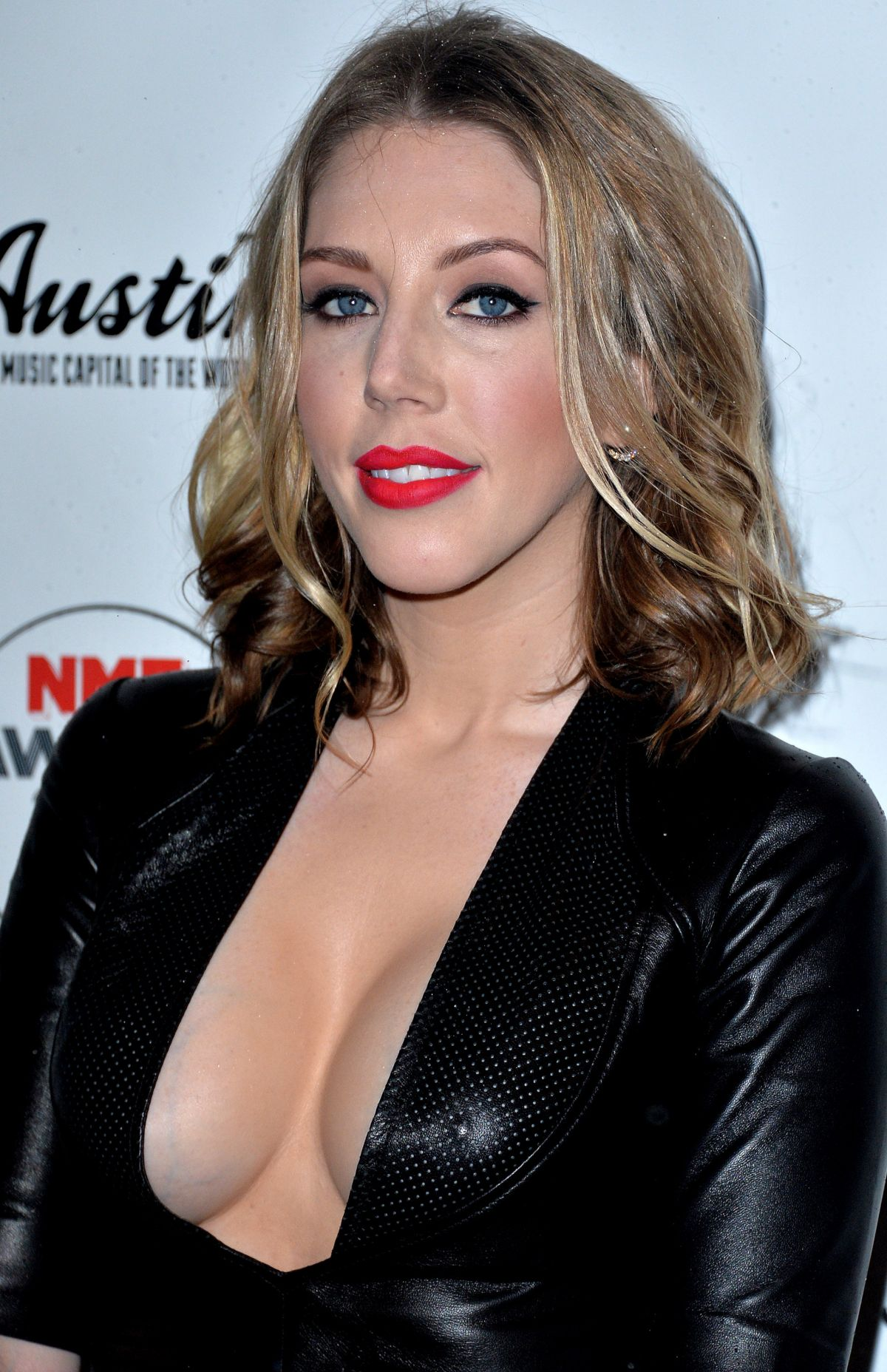 KATHERINE RYAN at NME 2016 Awards Afterparty in London 02/17/2016