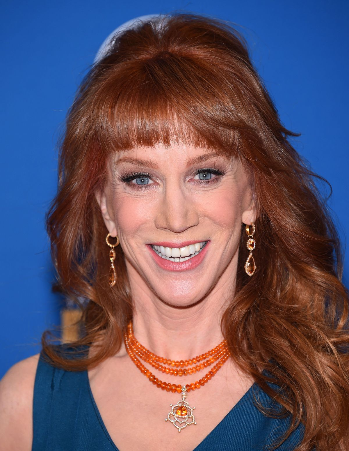 KATHY GRIFFIN at 68th Annual Directors Guild of America Awards in Los Angeles 02/06/2016