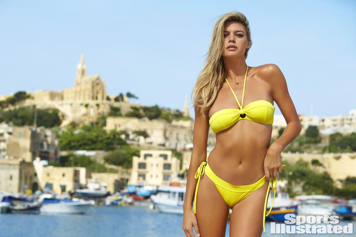 KELLY ROHRBACH in Sports Illustrated Swimsuit Issue 2016 - HawtCelebs ...