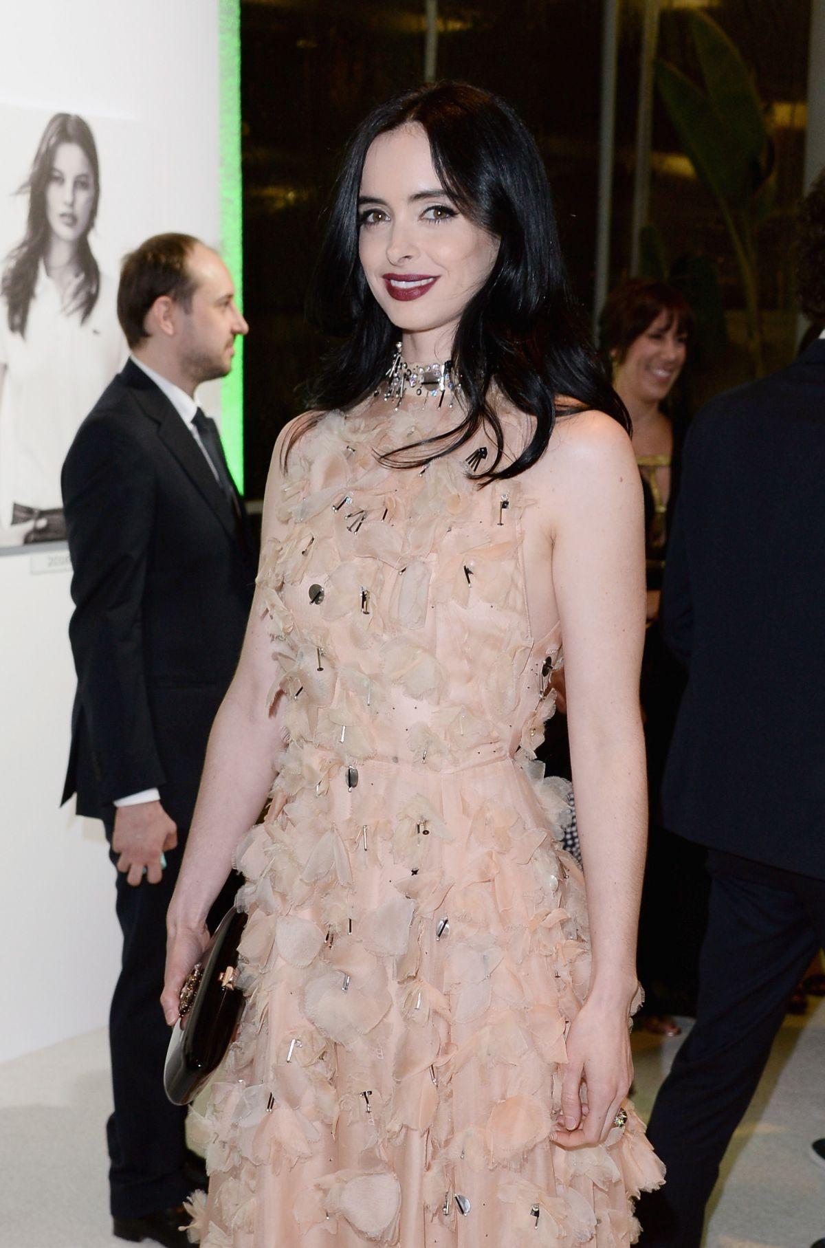 KRYSTEN RITTER at 18th Costume Designers Guild Awards ...