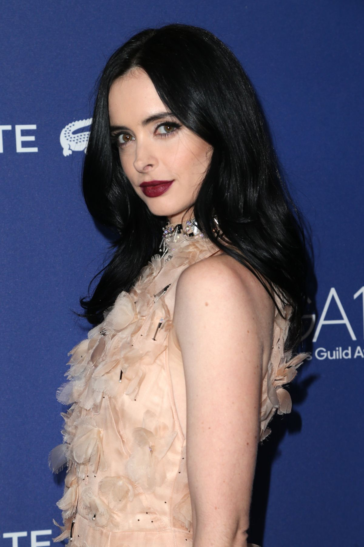 KRYSTEN RITTER at 18th Costume Designers Guild Awards in ...
