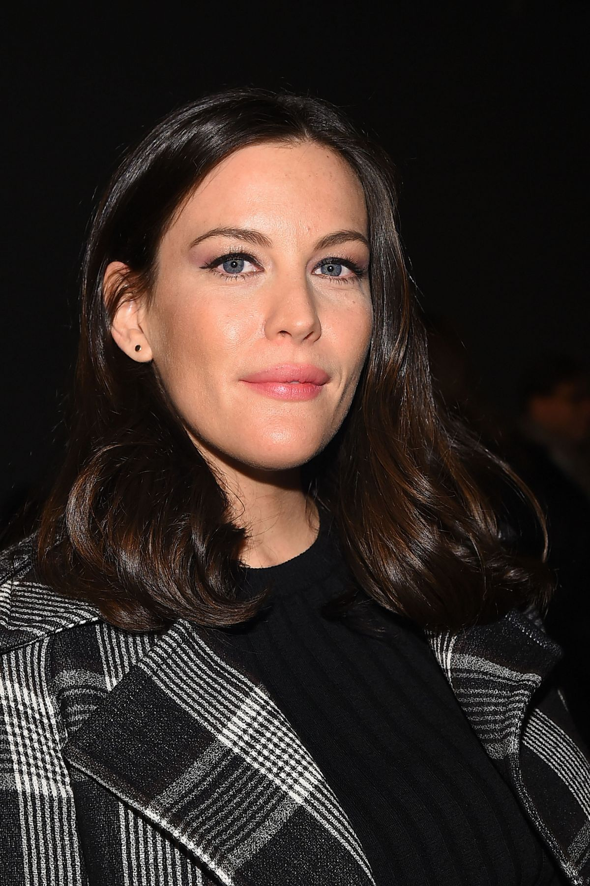 LIV TYLER at Proenza Schouler Fashion Show in New York 02 ... Liv Tyler