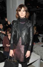 MARY ELIZABETH WINSTEAD at Rebecca Minkoff Fashion Show in New York 02/13/2016