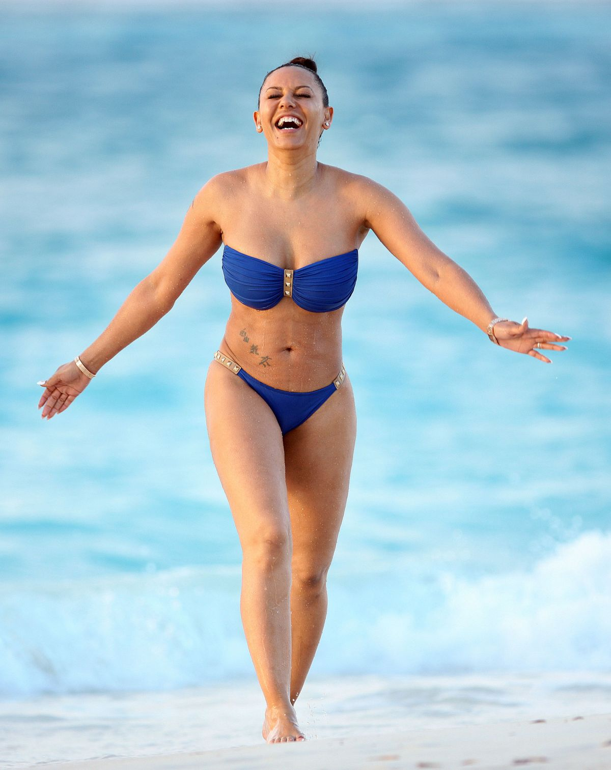 Fashion swimwear bikini thong