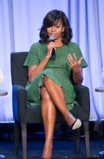 MICHELLE OBAMA at American Media Conference, Day 2 in New York 02/02/2016