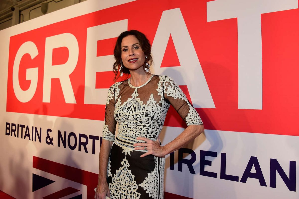 minnie driver at the film is great reception in west