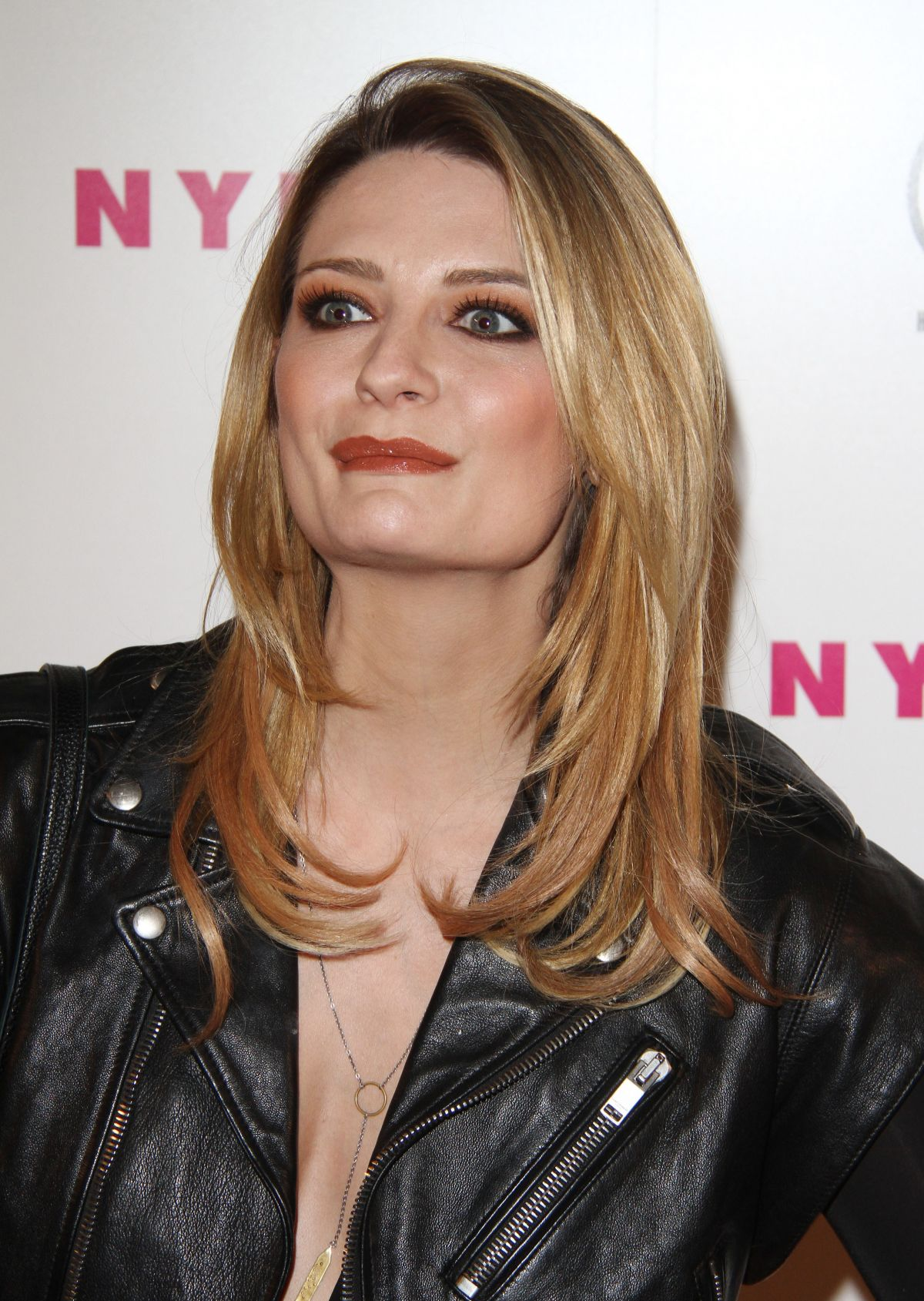 MISCHA BARTON at Nylon Magazine Pre-grammy Party in Hollywood 02/09 ...