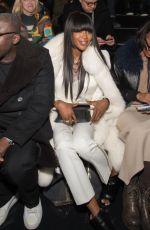NAOMI CAMPBELL at Rihanna's Fenty x Puma Fashion Show in New York 02/12/2016