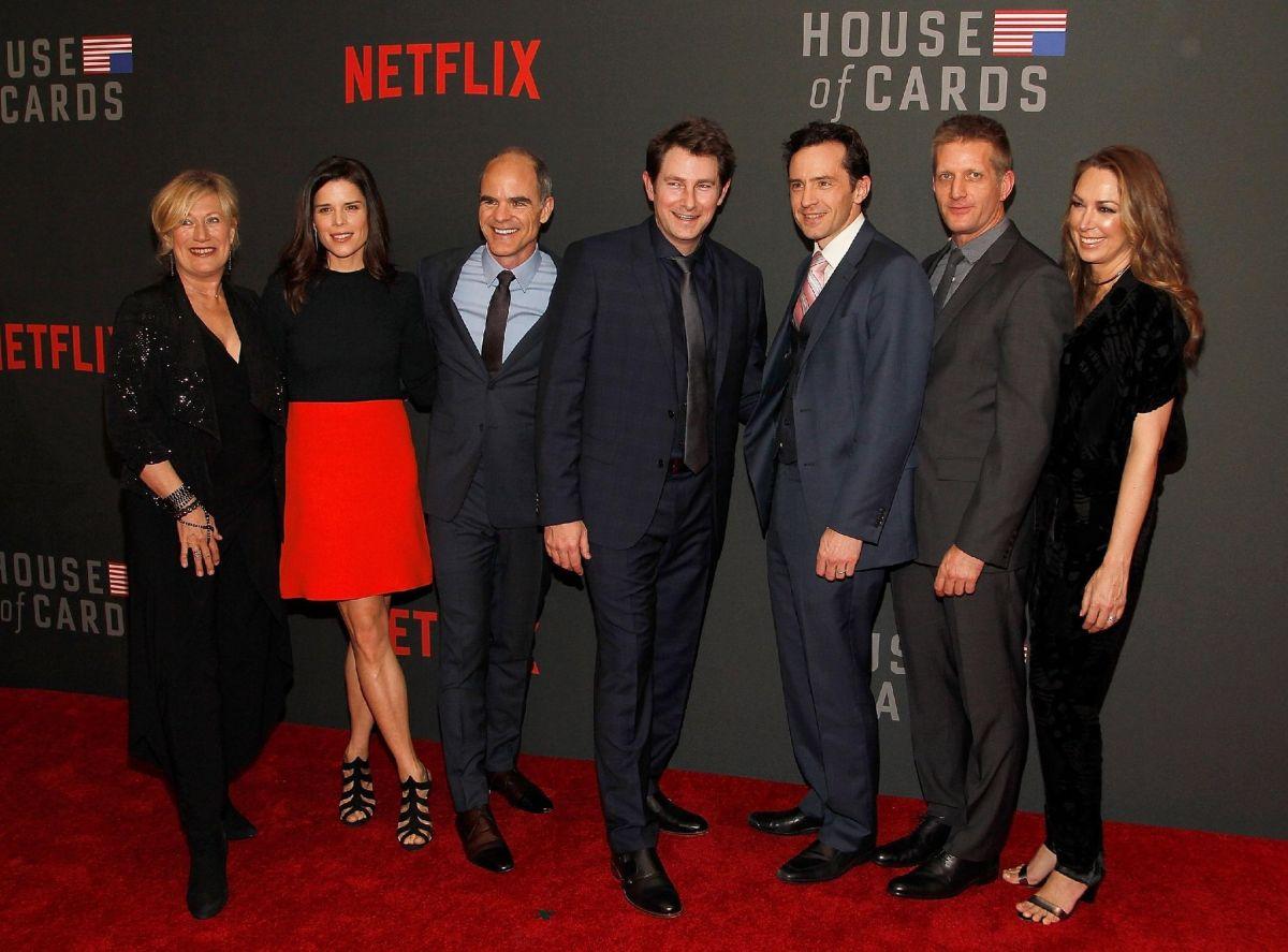 House Of Cards Season 5 Netflix Germany