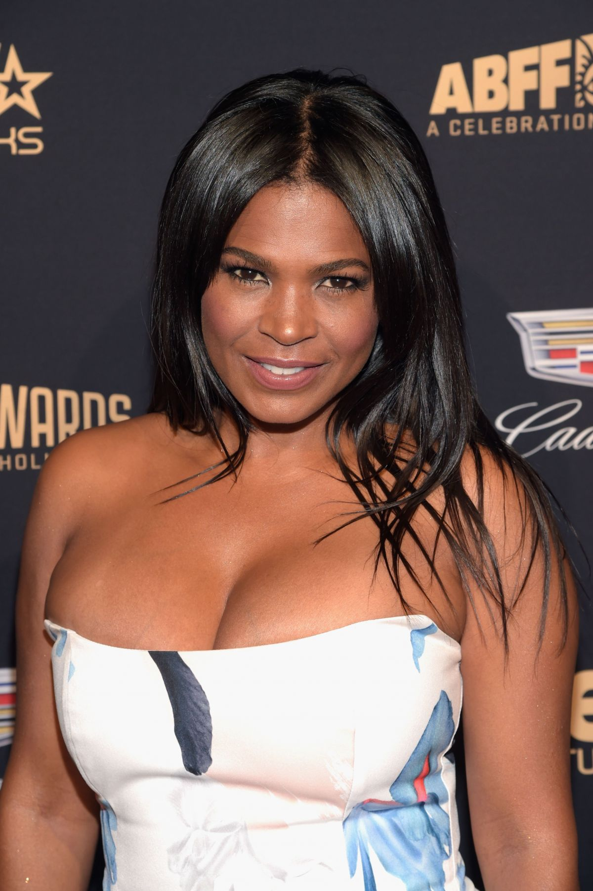 NIA LONG at 2016 abff Awards a Celebration of Hollywood in Beverly Hills 02/21/2016