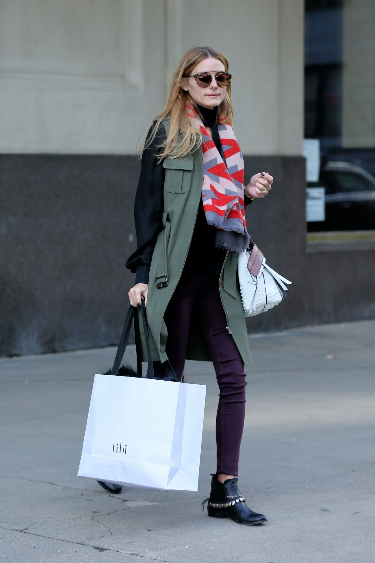 olivia palermo how tall