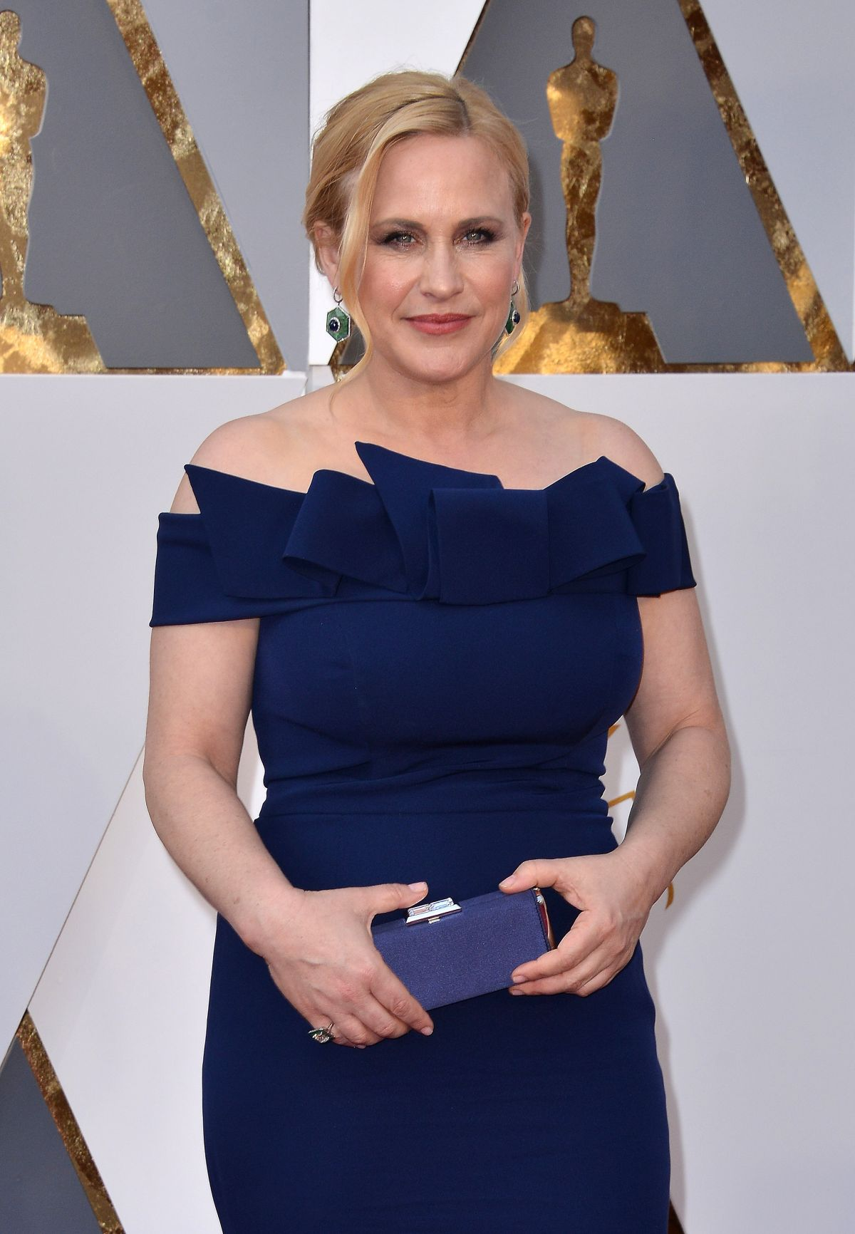 PATRICIA ARQUETTE at 88th Annual Academy Awards in Hollywood 02/28/2016