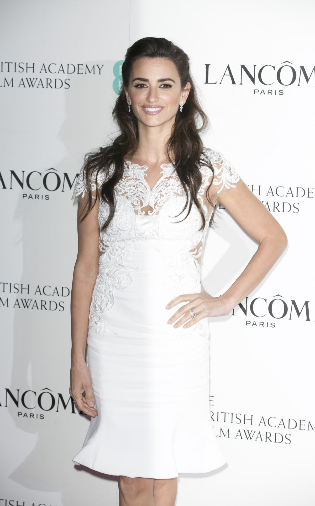 PENELOPE CRUZ at Lancome Bafta Nominees Party in London 02/13/2016