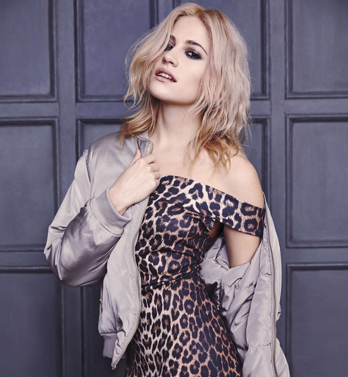 PIXIE LOTT in Fabulous Magazine, Ffebruary 2016 Issue
