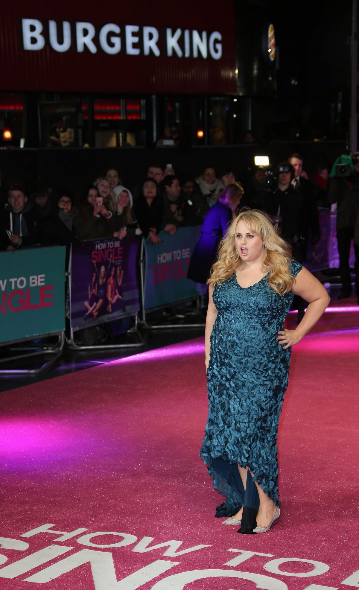 2016 Rebel Wilson Stars In 'how To Be Single'