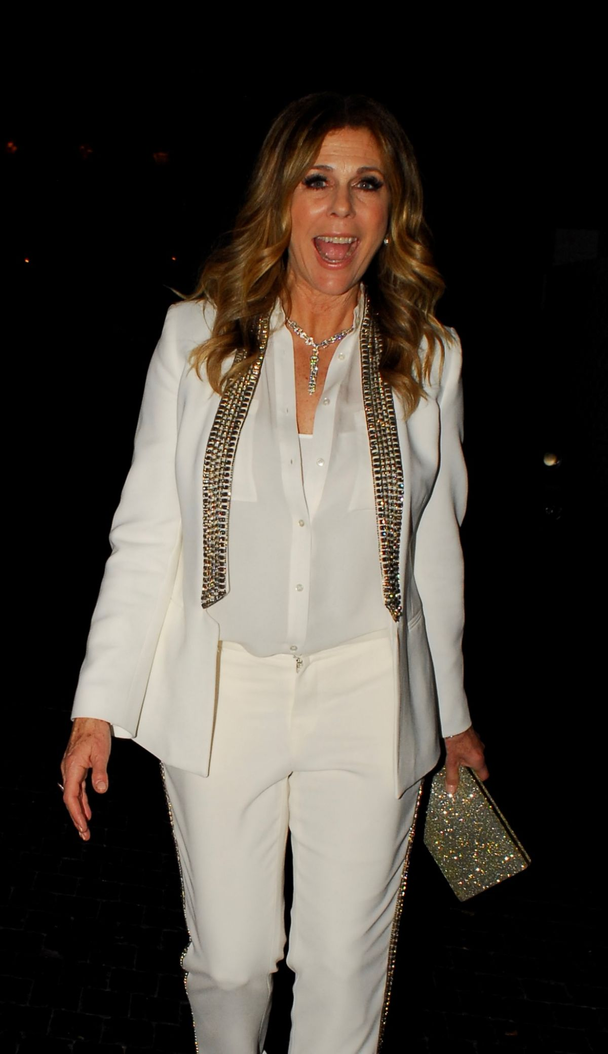 RITA WILSON at Chateau Marmont in Beverly Hills 02/14/2016