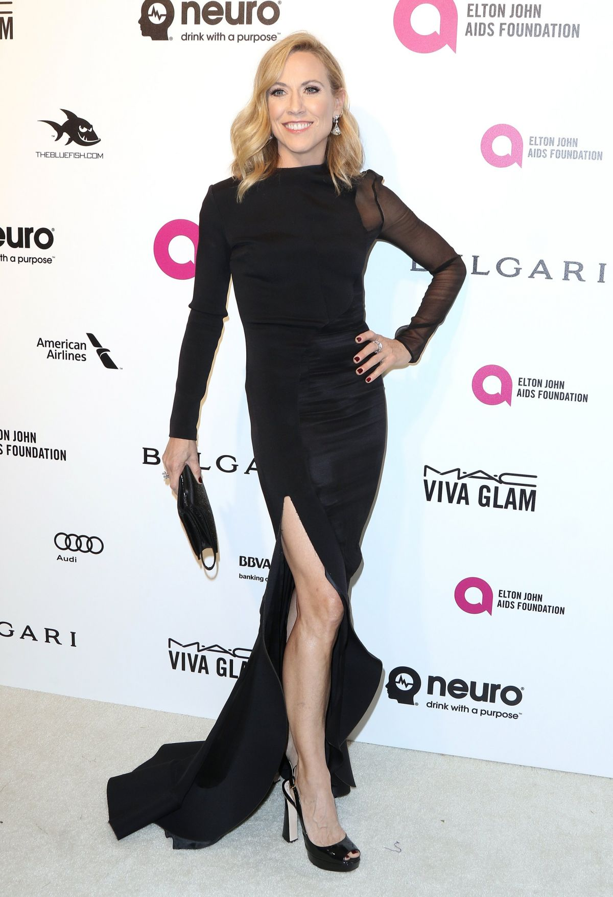 SHERYL CROW at Elton John Aids Foundation's Oscar Viewing Party in West Hollywood 02/28/2016