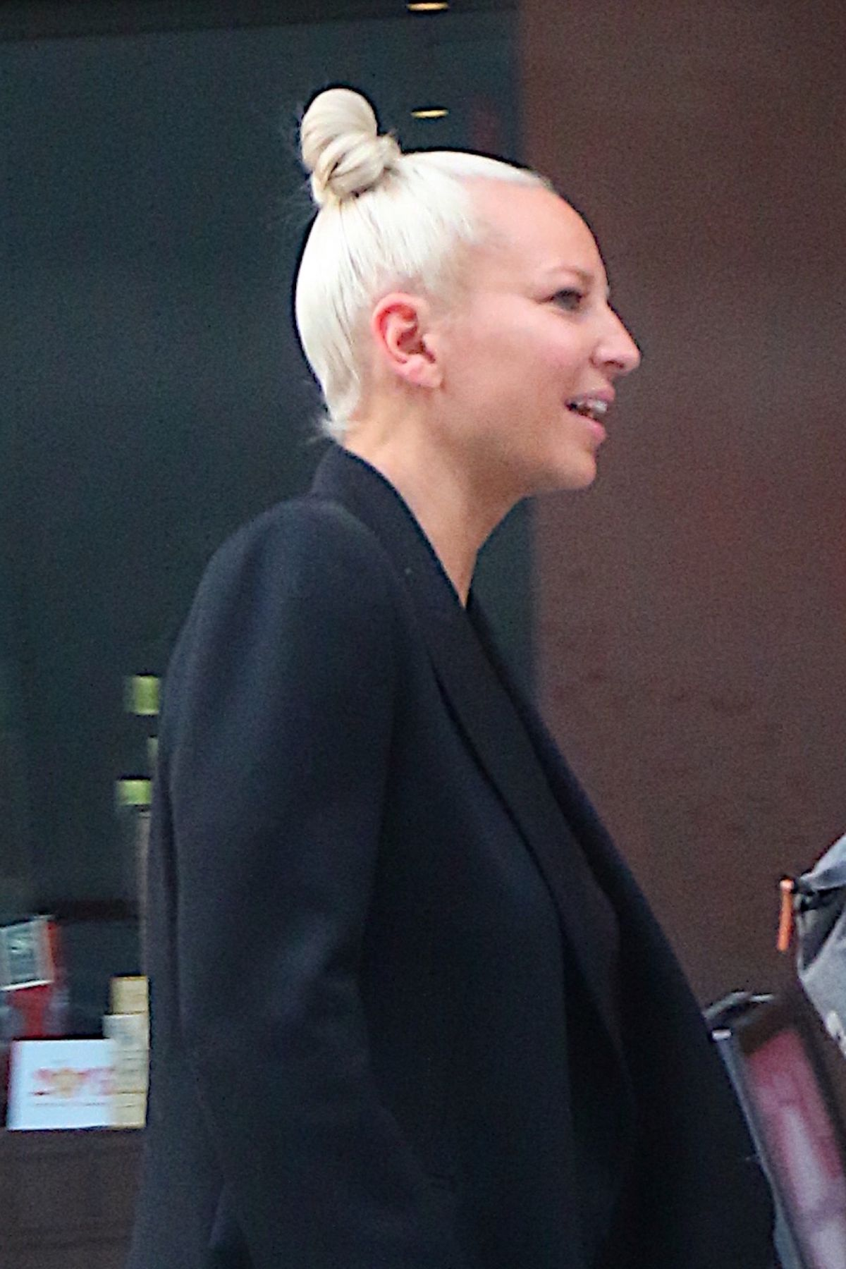 SIA FURLER Out and About in New York 01/29/2016