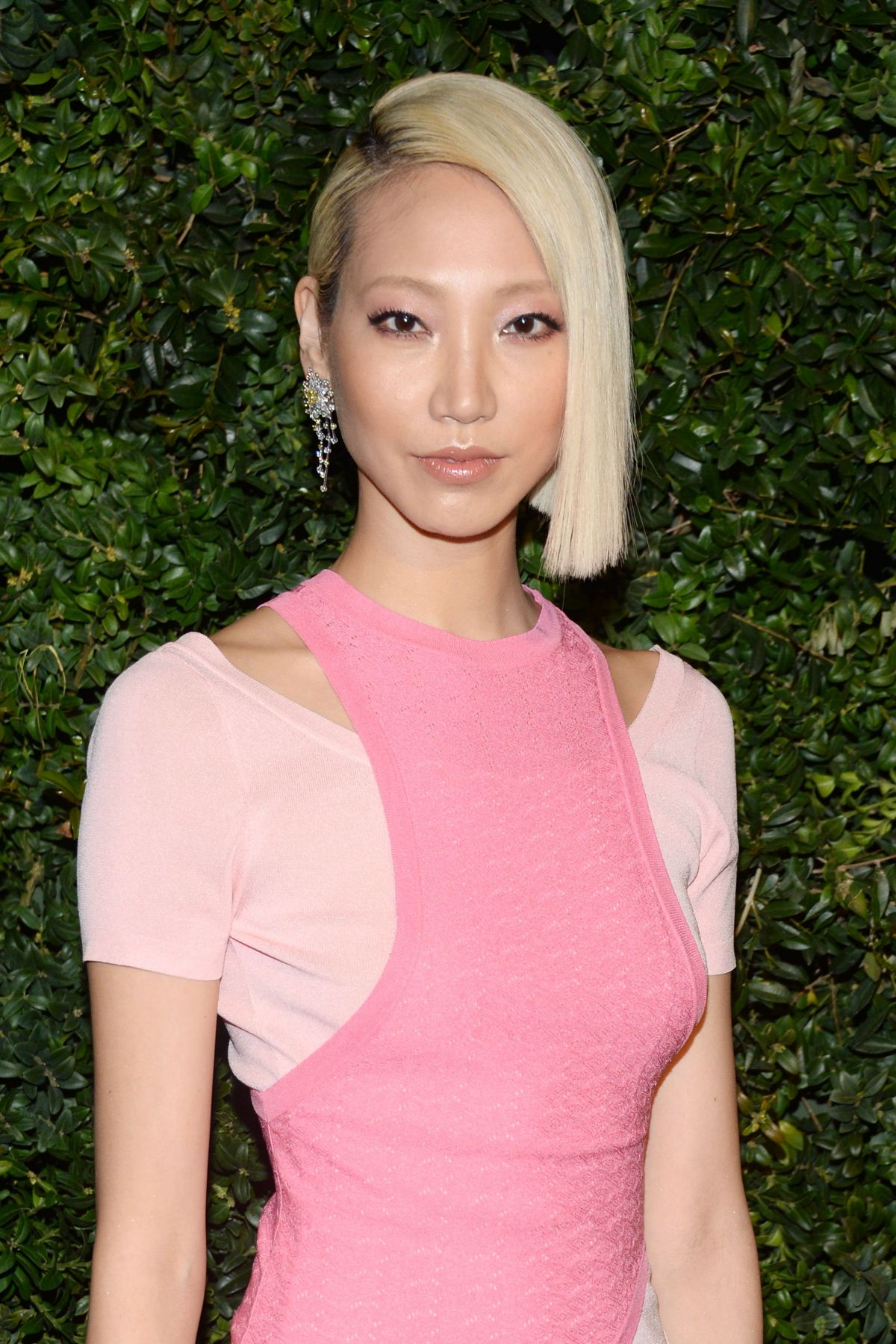 SOO JOO MOOJ at Chanel and Charles Finch Pre-oscar Party in Los Angeles 02/27/2016