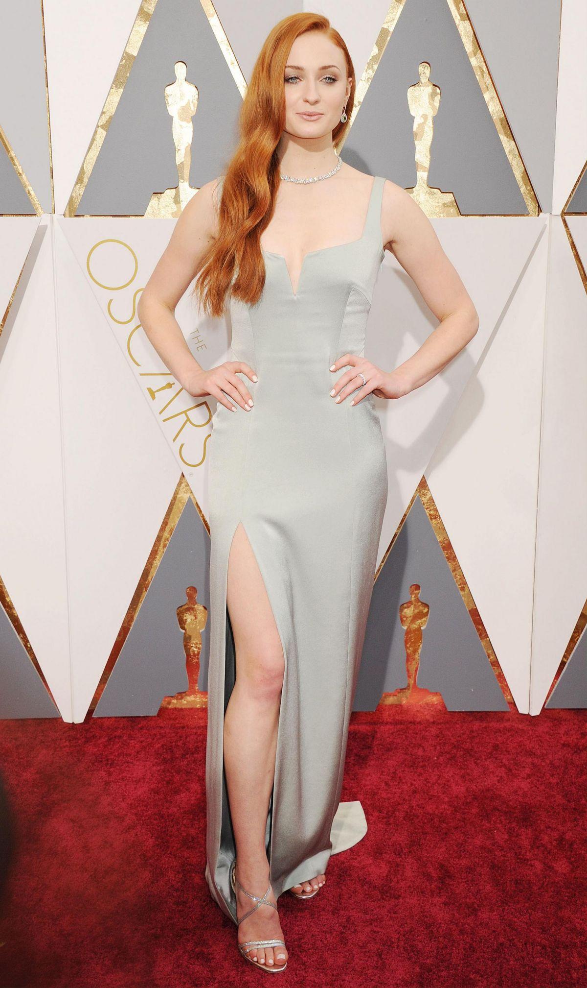 Sophie Turner Oscars