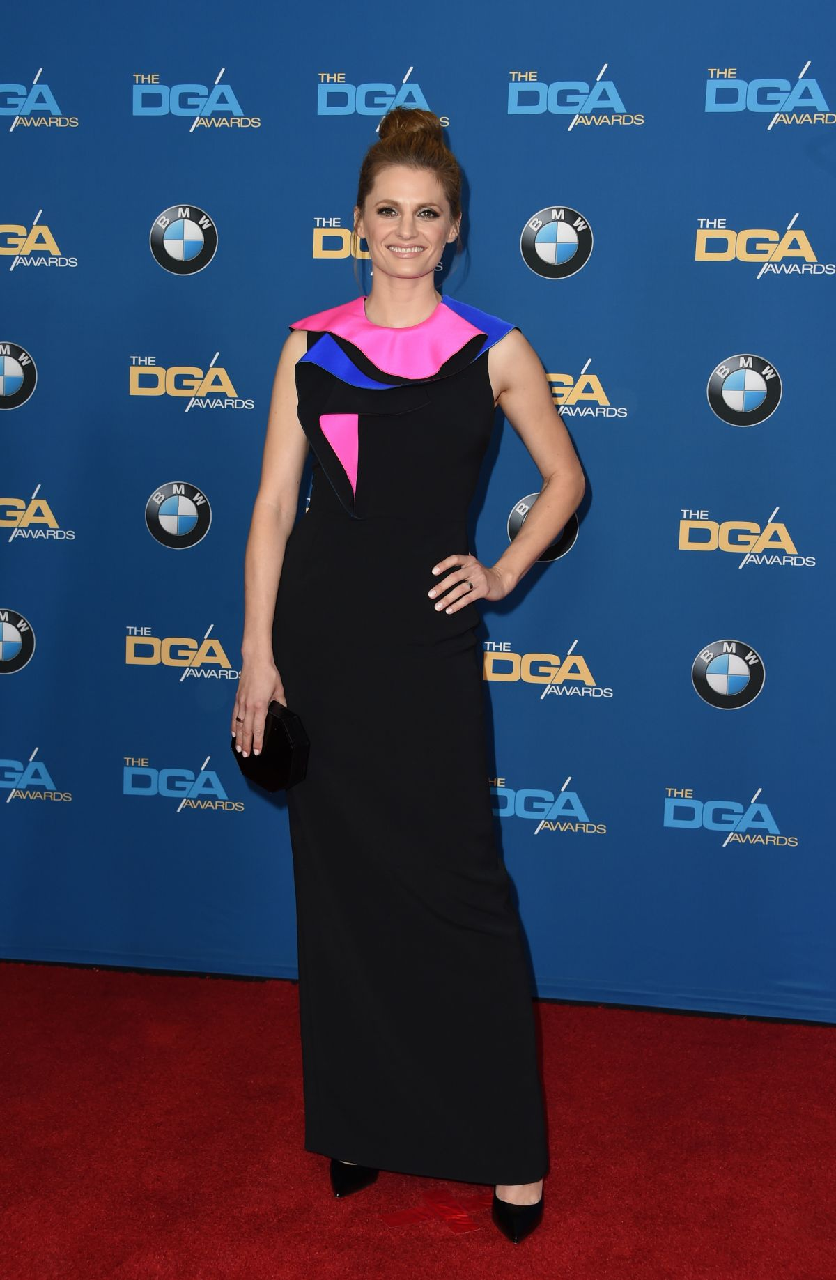 STANA KATIC at 68th Annual Directors Guild of America Awards in Los Angeles 02/06/2016