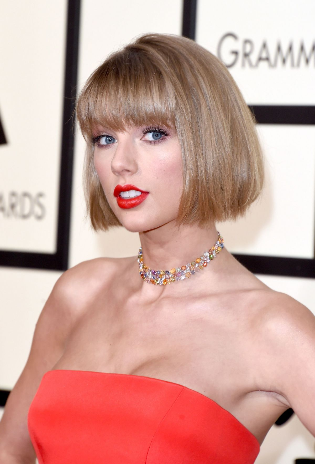 TAYLOR SWIFT at Grammy Awards 2016 in Los Angeles 02/15 ... Taylor Swift