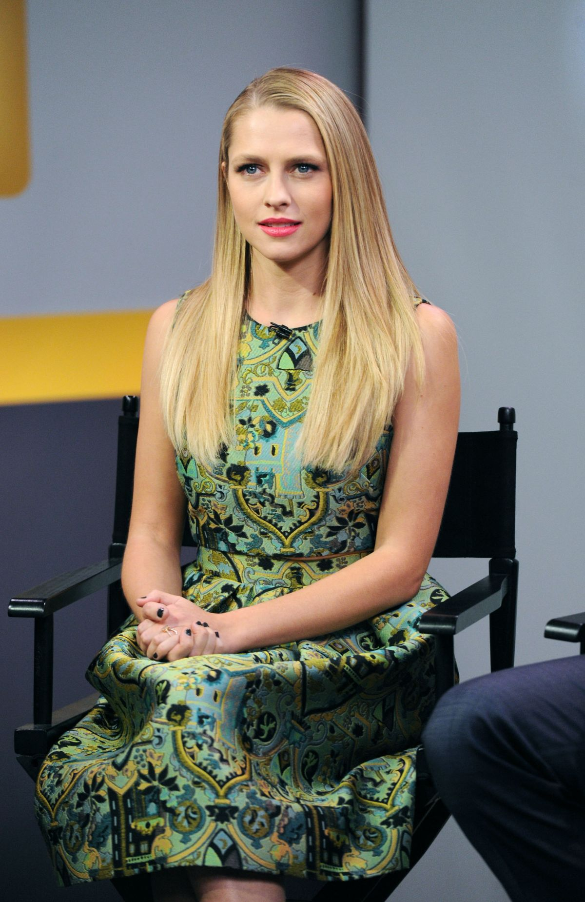 TERESA PALMER at imdb and Amazon Interview 02/032/2016